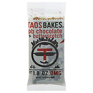 Taos Bakes Taos Bakes PB And Chocolate Butterscotch, 1.8 oz