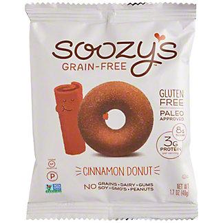 Soozy's Grain-Free Cinnamon Donut, 1.7 oz