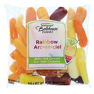 Bolthouse Rainbow Baby Carrots, 12 oz