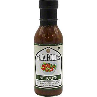 Teta Foods Fattoush, 12 oz