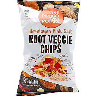 One Potato Two Potato One Potato Two Potato Root Veggie Chips Himalayan, 5.75 oz