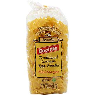 Bechtle Mini Lasagne Egg Noodles, 17.6 oz
