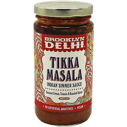 Brooklyn Delhi Tikka Masala Sauce, 12 oz