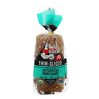 Daves Killer Bread Sprouted Whole Grains Thin Sliced, 20.5 oz