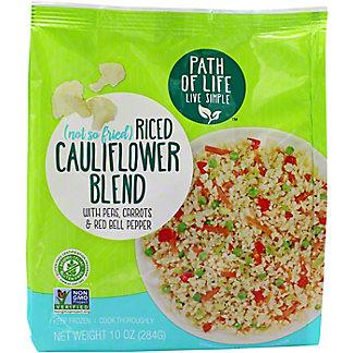 Path Of Life Cauliflower Rice, 10 oz