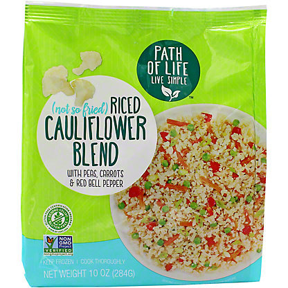 Path Of Life Cauliflower Rice, 10 oz