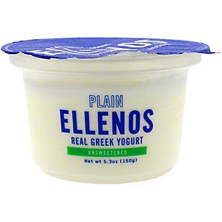 Ellenos Plain Unsweetened Yogurt, 5.3 oz