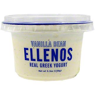 Ellenos Vanilla Bean Yogurt, 5.3 oz
