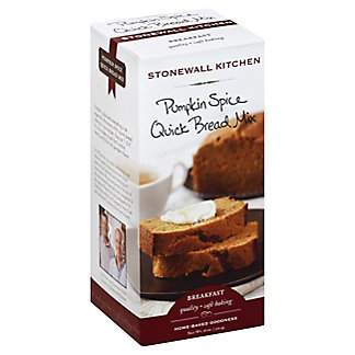 Stonewall Kitchen Pumpkin Spice Quick Bread Mix, 18 oz