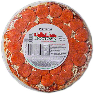 Dogtown Pepperoni Pizza, 16 oz
