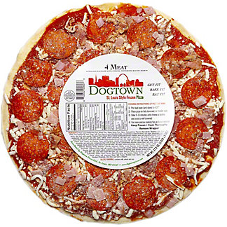 Dogtown 4 Meat Pizza, 12 oz