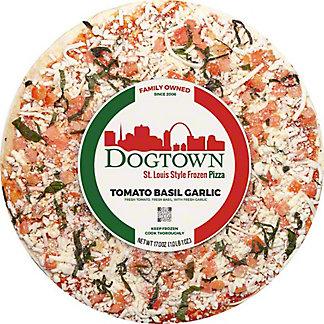 Dogtown Tomato Basil Garlic Pizza, 17 oz