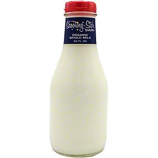 Shooting Star Dairy Organic Whole Milk, 32 oz
