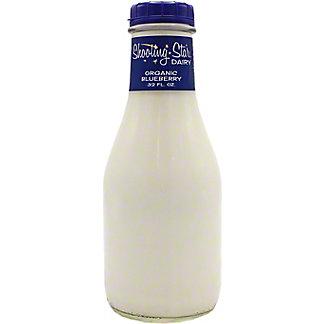Shooting Star Dairy Organic Blueberry Milk, 32 oz