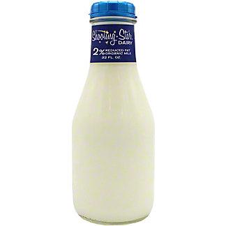 Shooting Star Dairy Organic 2% Reduced Fat Milk, 32 oz