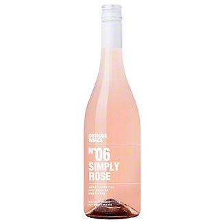 Obvious No6 Simply Rose, 750 mL
