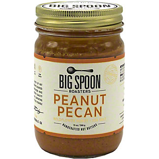 Big Spoon Roaster Peanut Pecan Butter , 13 oz