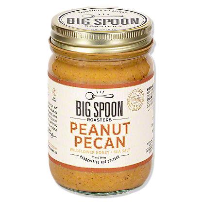 Big Spoon Roaster Peanut Pecan Butter, 13 oz