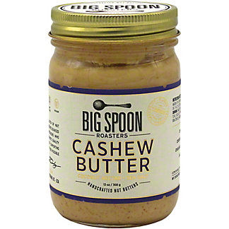 Big Spoon Roasters Cashew Butter , 13 oz