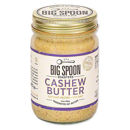 Big Spoon Roasters Cashew Butter, 13 oz