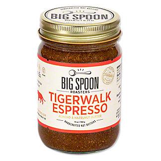 Big Spoon Roasters Espresso Almond Butter with Sea Salt, 13 oz
