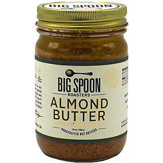 Big Spoon Roasters Almond Butter, 13 oz
