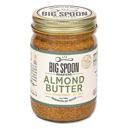 Big Spoon Roasters Almond Butter, 13 oz
