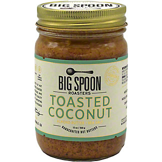 Big Spoon Roasters Toasted Coconut Almond Butter, 13 oz