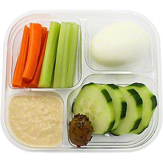 Chef Prepared Vegetable Snack Pack, ea
