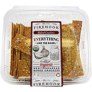Firehook Everything Crackers, 8 oz