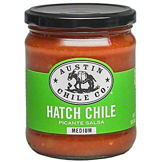 Austin Chile Company Hatch Picante Salsa, 16 oz