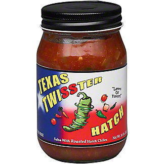 Texas Twisster Hatch Salsa, 16 oz