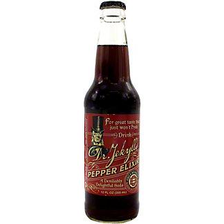 Orca Dr. Jekyll Pepper Elixir Soda, 12 oz