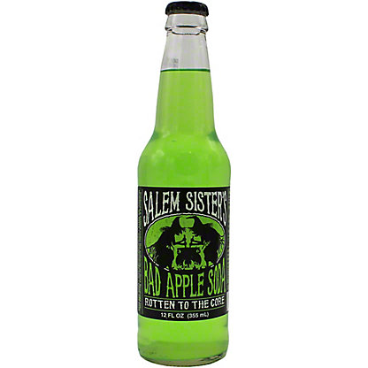 Orca Salem Sisters Bad Apple Soda, 12 oz