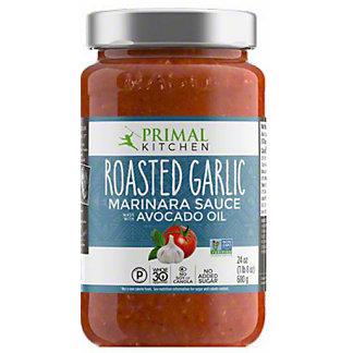 Primal Kitchen Roasted Garlic Marinara Sauce, 24 oz
