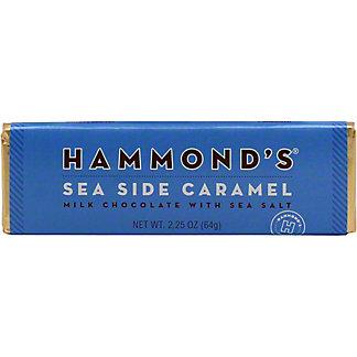 Hammond's Seaside Caramel Milk Chocolate Bar, 2.25 oz