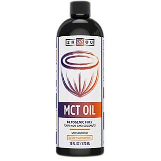 Zhou MCT Oil, 16 fl oz