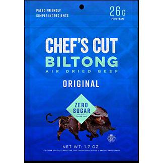 Chefs Cut Biltong Beef Original, 1.7 oz