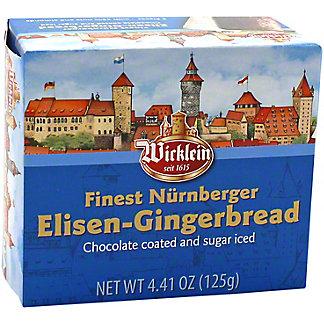 Wicklein Finest Nurnberger Elisen Gingerbread, 4.41 oz