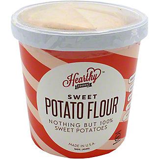 Hearthy Foods Sweet Potato Flour, 16 oz