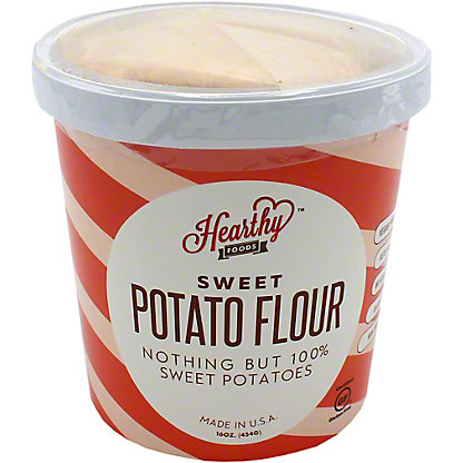 Hearthy Foods Sweet Potato Flour , 16 oz