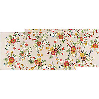 Now Designs Goldenbloom Table Runner , 90 in
