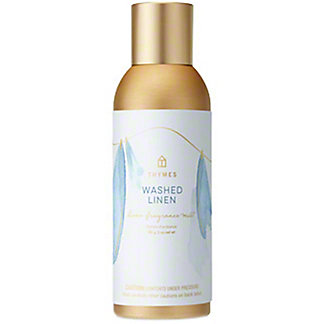 Thymes Washed Linen Home Fragrance Mist, 3 oz