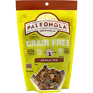 Paleonola Granola Grain Free Apple Pie , 10 oz