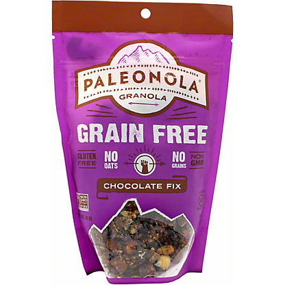 Paleonola Granola Grain Free Chocolate Fix , 10 oz