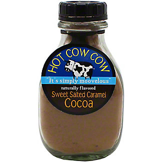 Hot Cow Cow Salted Caramel Cocoa , 12.5 oz