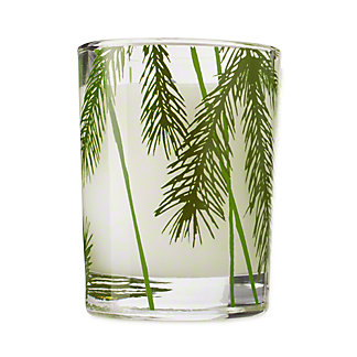Thymes Frasier Fir Votive Candle Pine Needle, ea