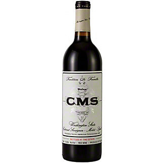 Hedges CMS Red Blend, 750 ML