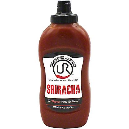 Underwood Ranches Sriracha Sauce, 16 oz