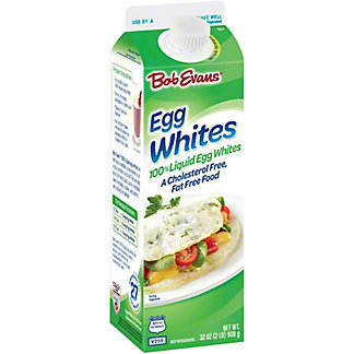 Bob Evans Egg Whites, 32 oz